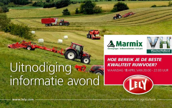Lely info avond voorp